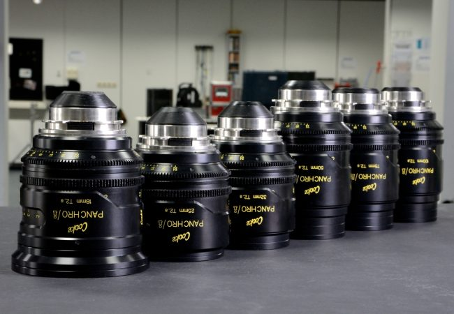 Cooke Mini S4is Camera Rentals