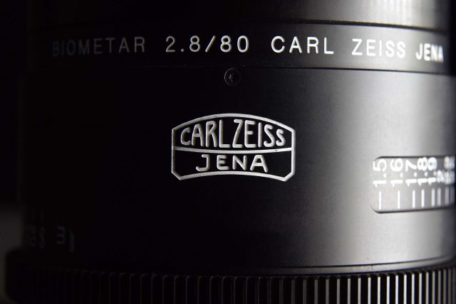 Carl ZEISS JENA MC Prime Lenses