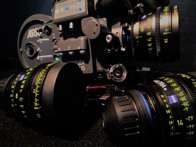 ARRI/ZEISS ULTRA16 Prime Lenses